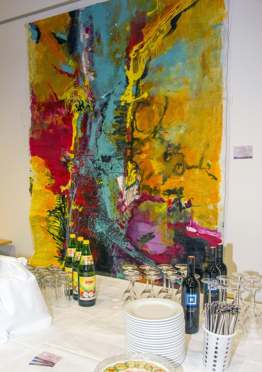 Ausstellung UKH Karo Art