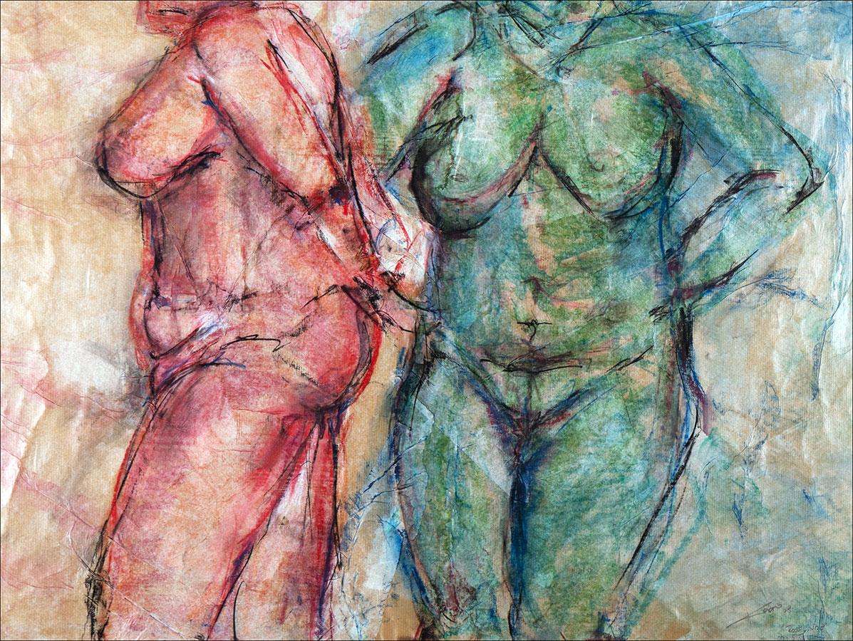 Körperlandschaften 2